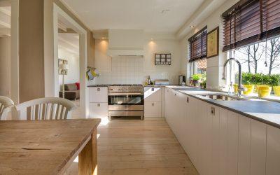 Welke huishoudelijke apparaten na keukenrenovatie